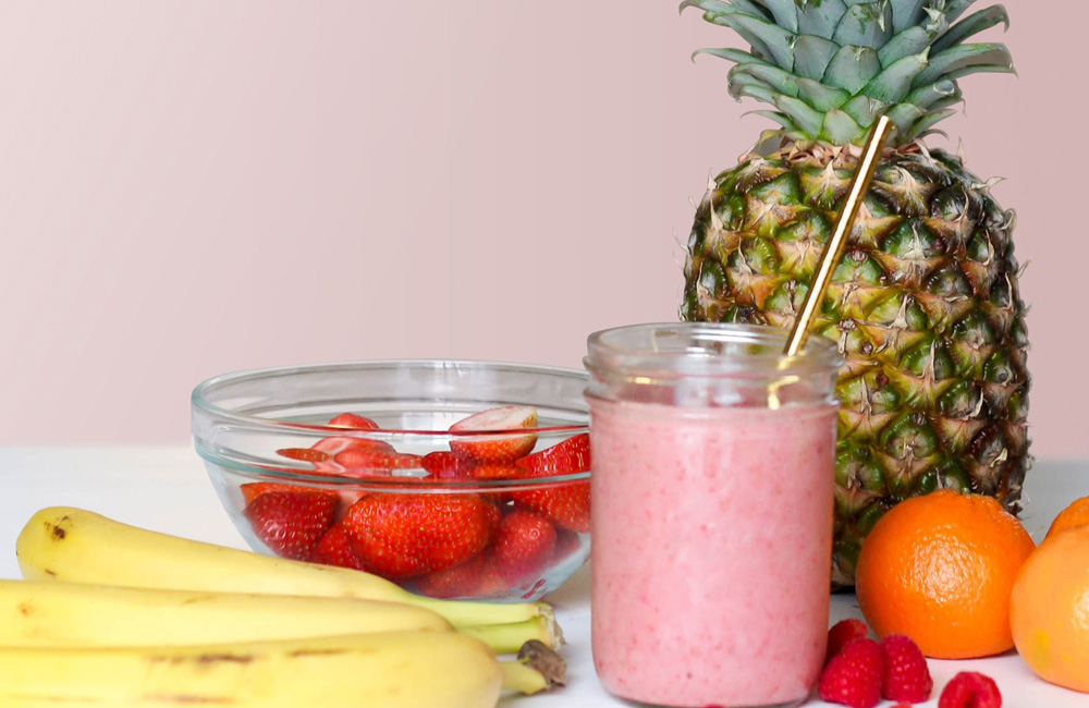 Try this fertility smoothie!