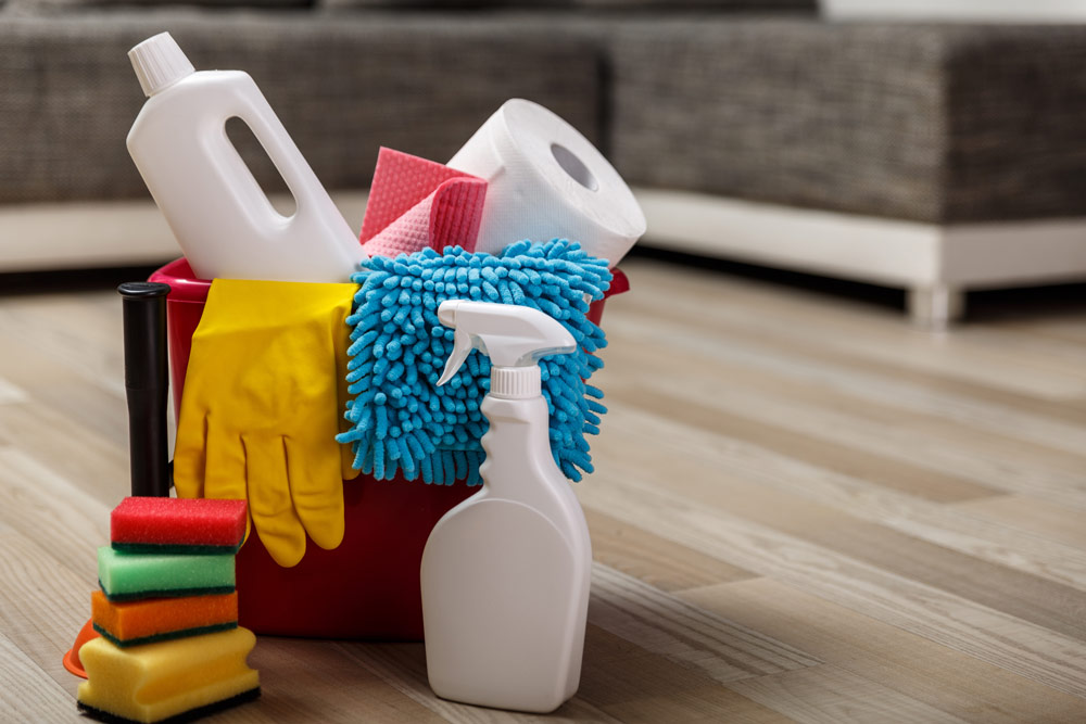 Maternal exposure to household products can impact offspring IQ