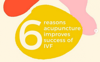 6 Reasons Acupuncture Improves Fertility